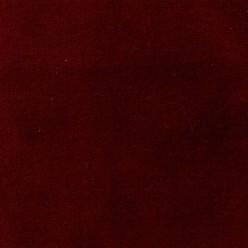 Бархат негорючий 100% х/б, цвет бордовый